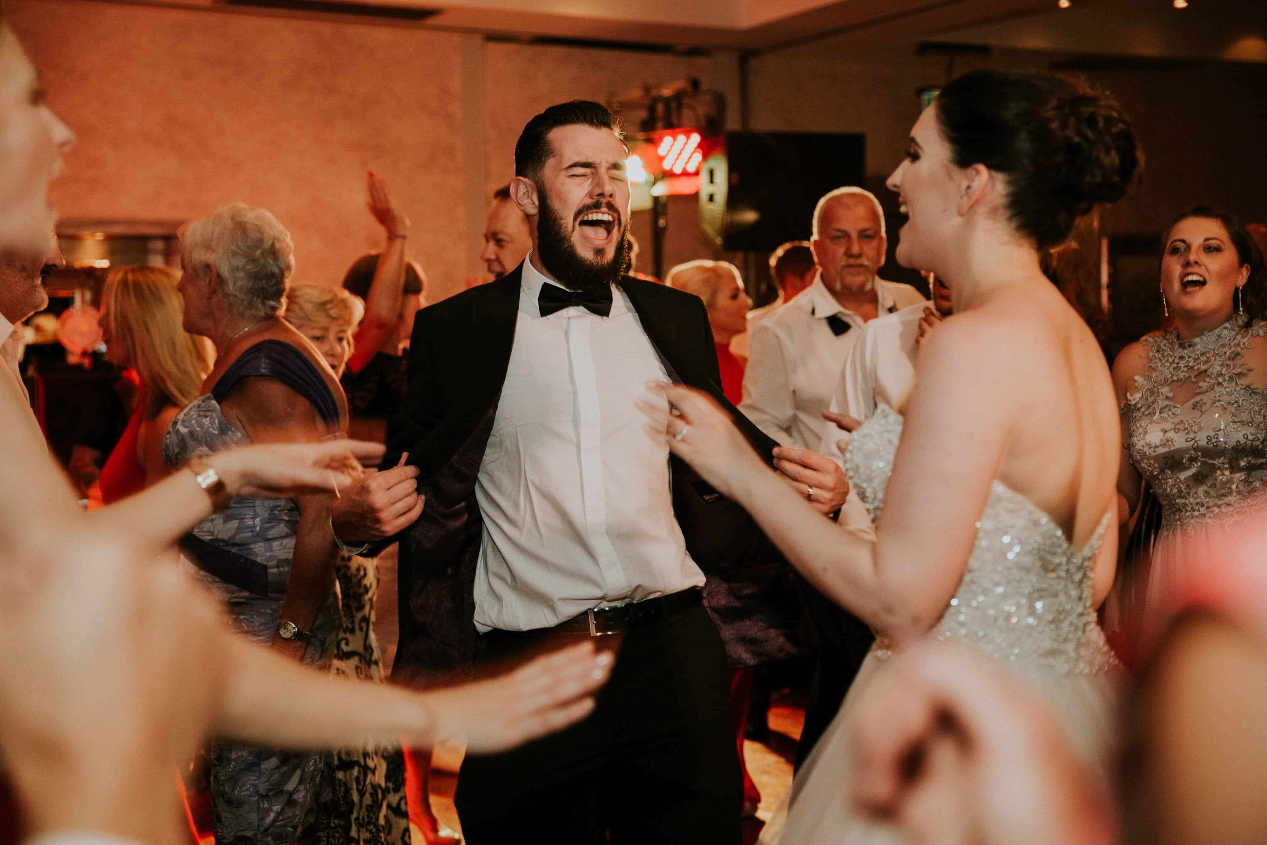 first dance at Ferrycarraig, Wexford