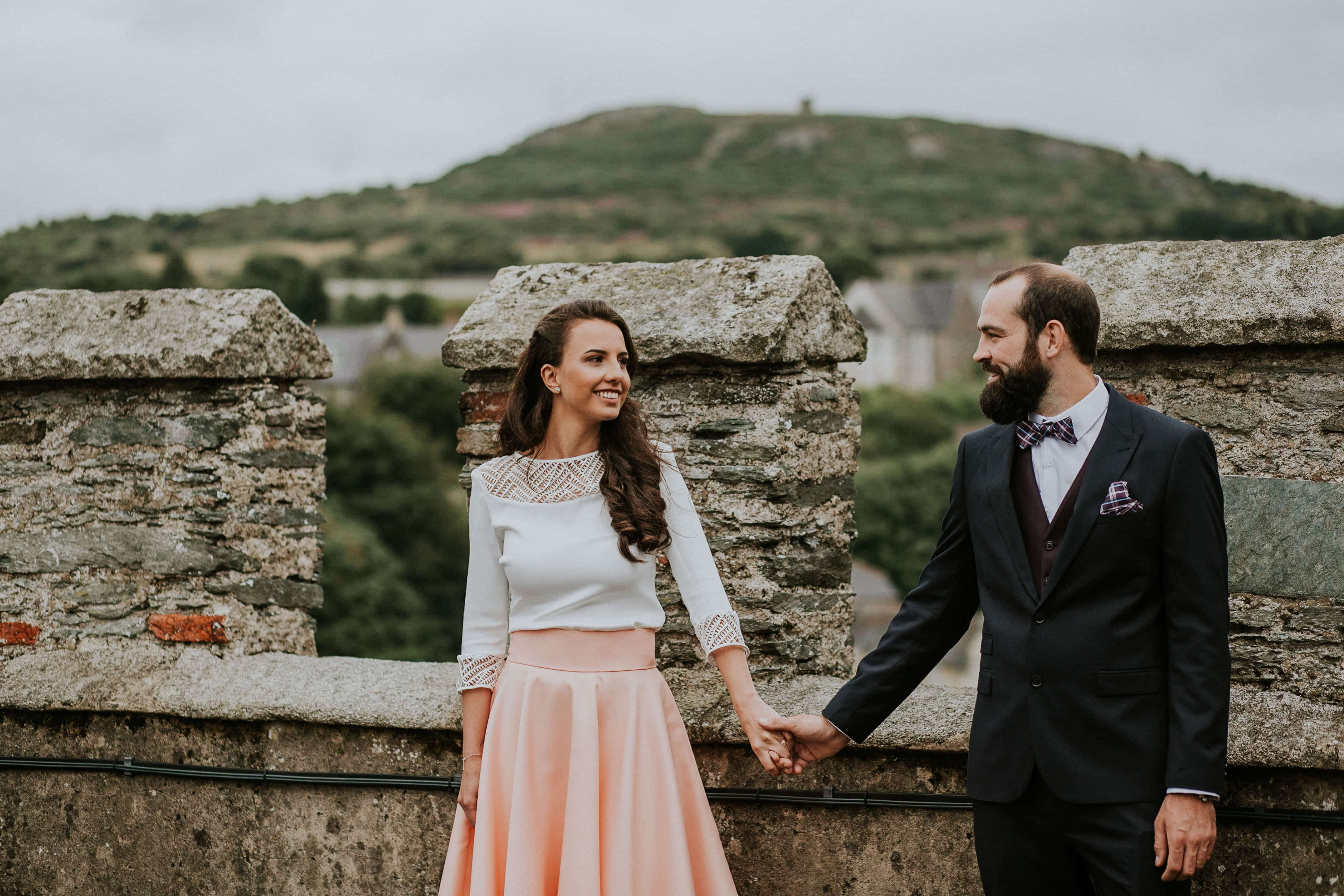 Enniscorthy Castle Bride & Groom