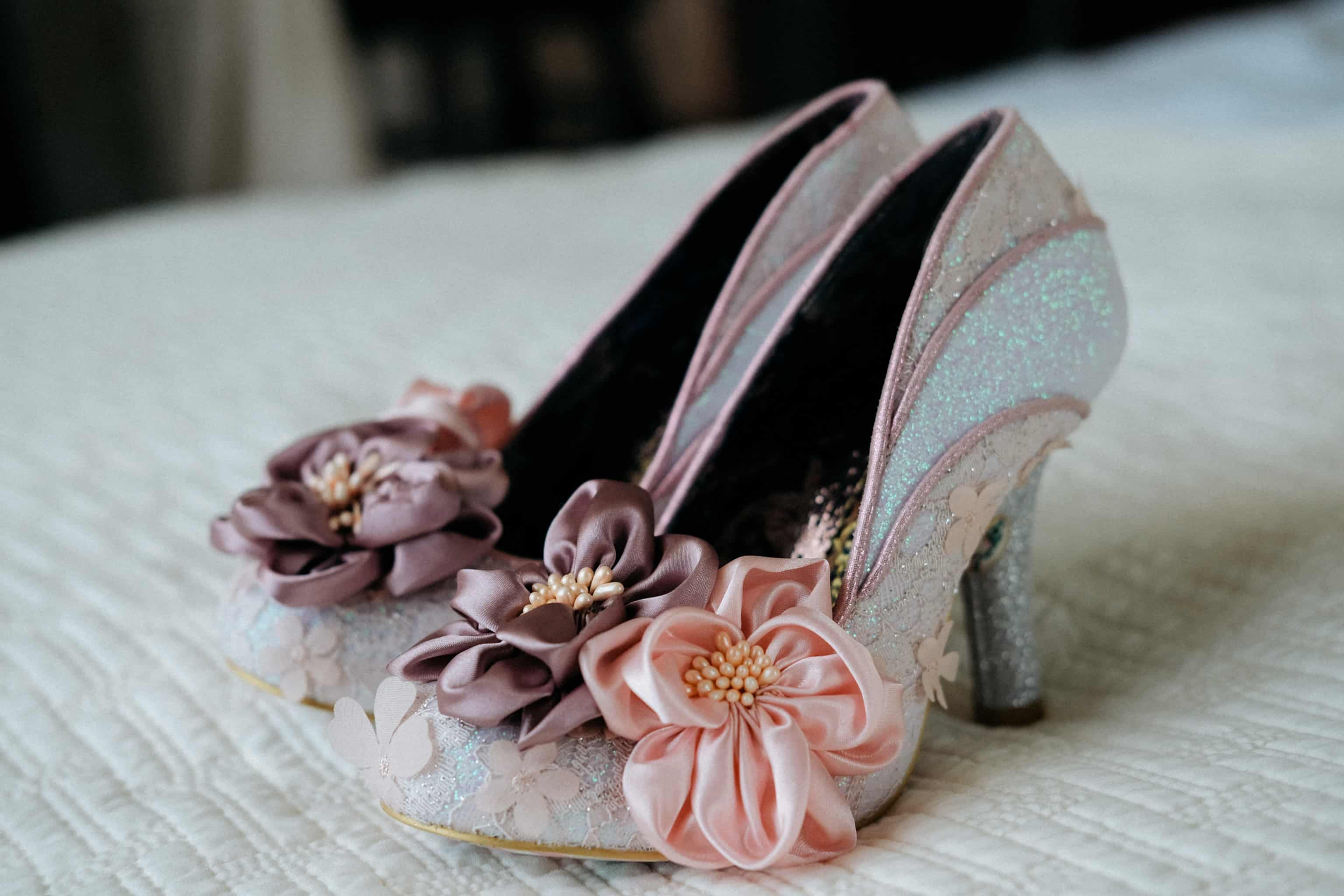 Wedding Shoes The Haven Hotel Waterford