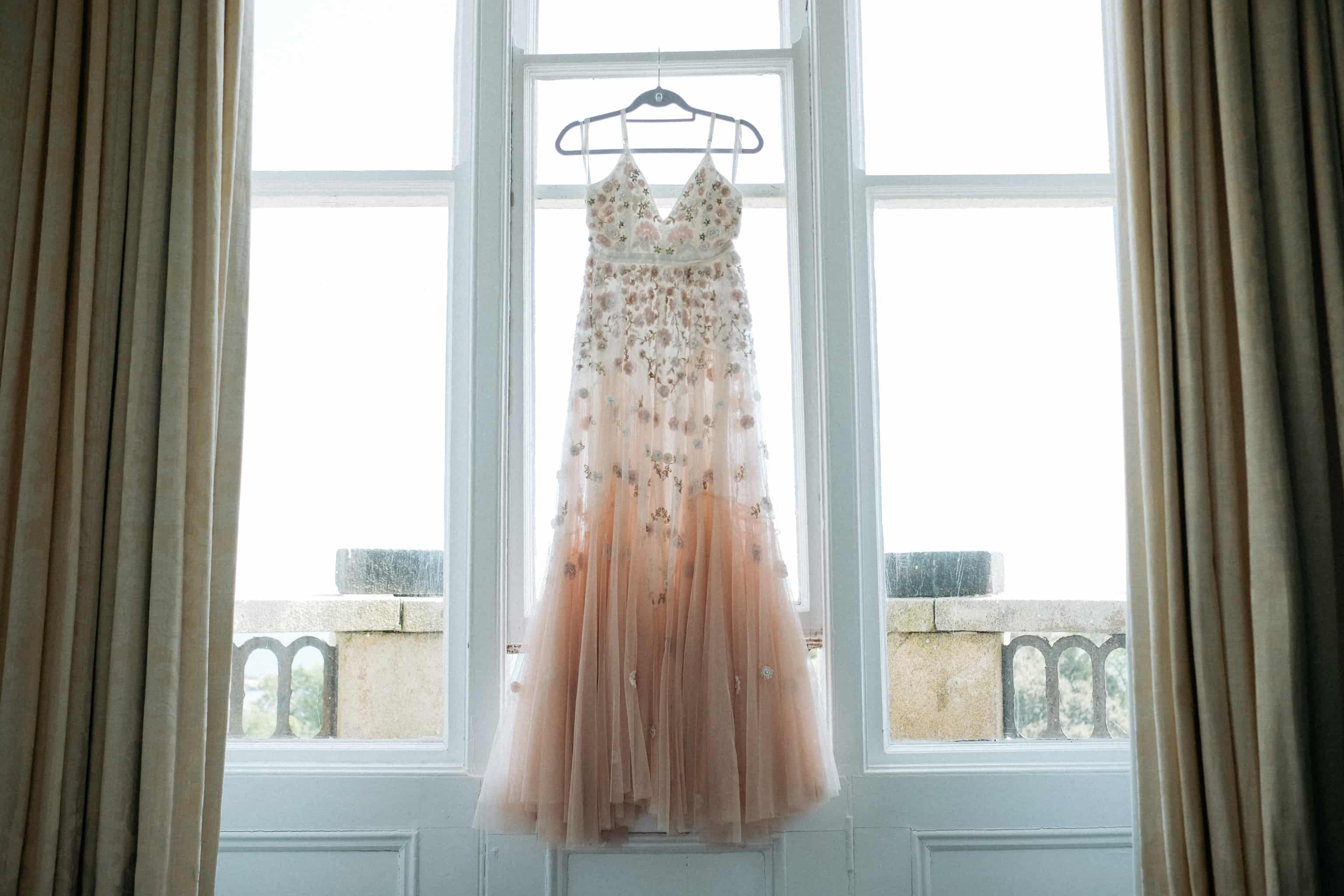 Wedding Dress The Haven Hotel Waterford