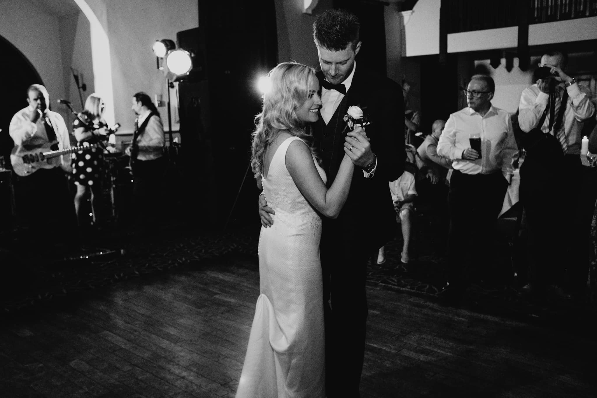 first dance at brooklodge
