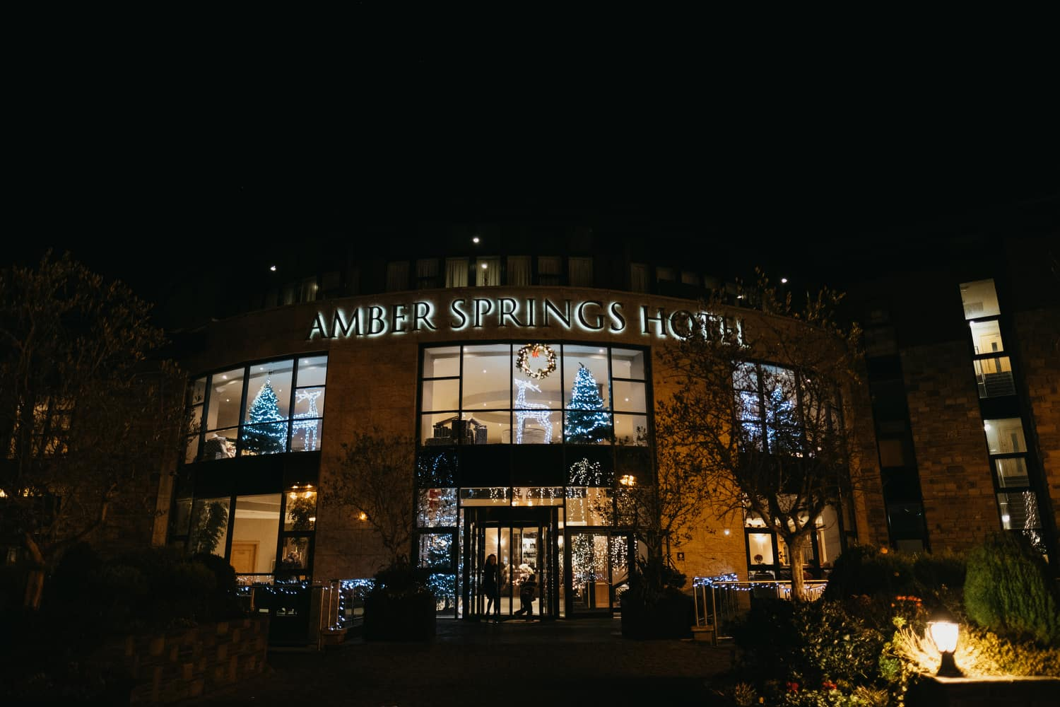 The Amber Springs Hotel in Gorey Wexford