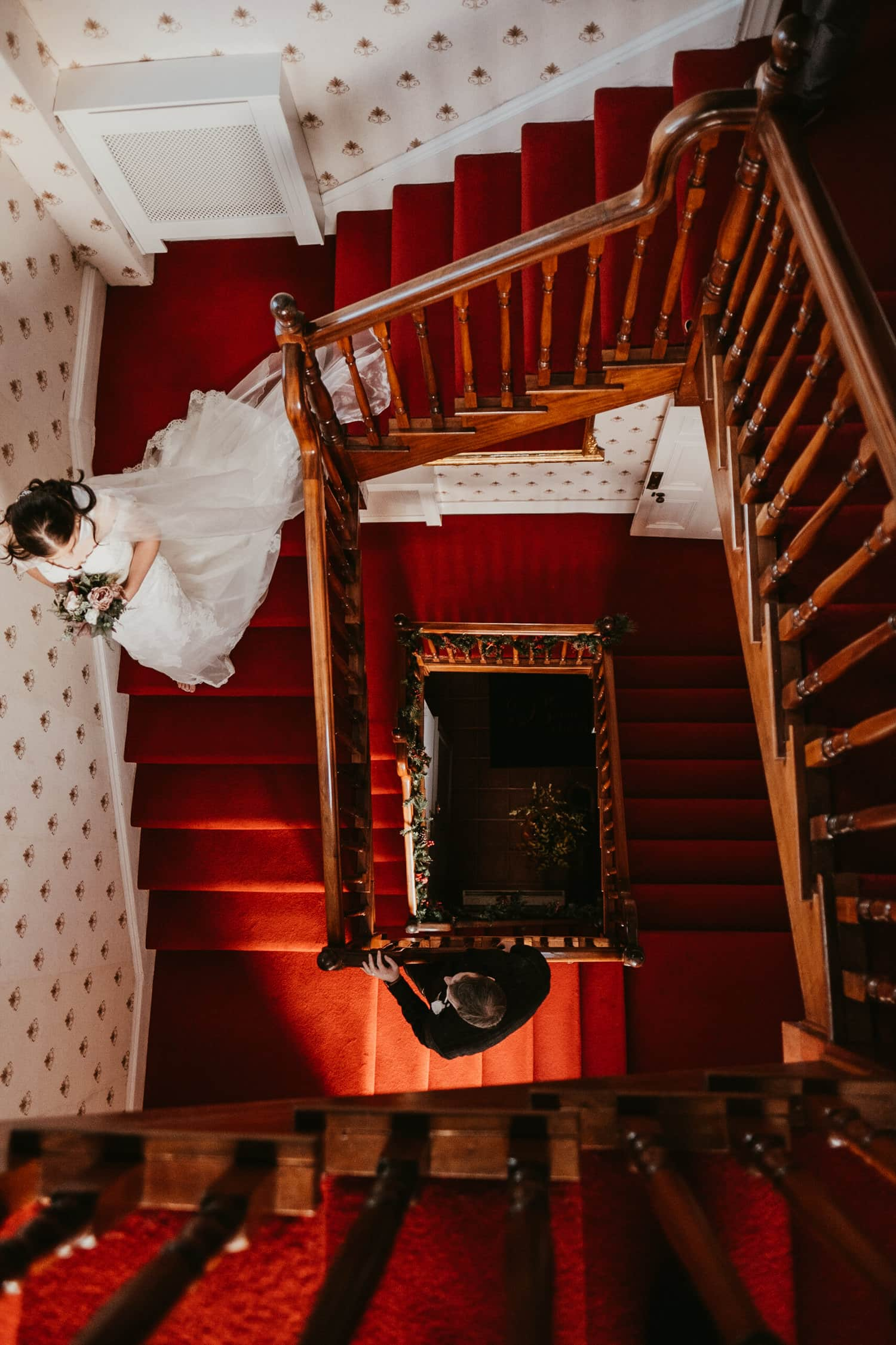 Boyne Hill House Wedding Photography